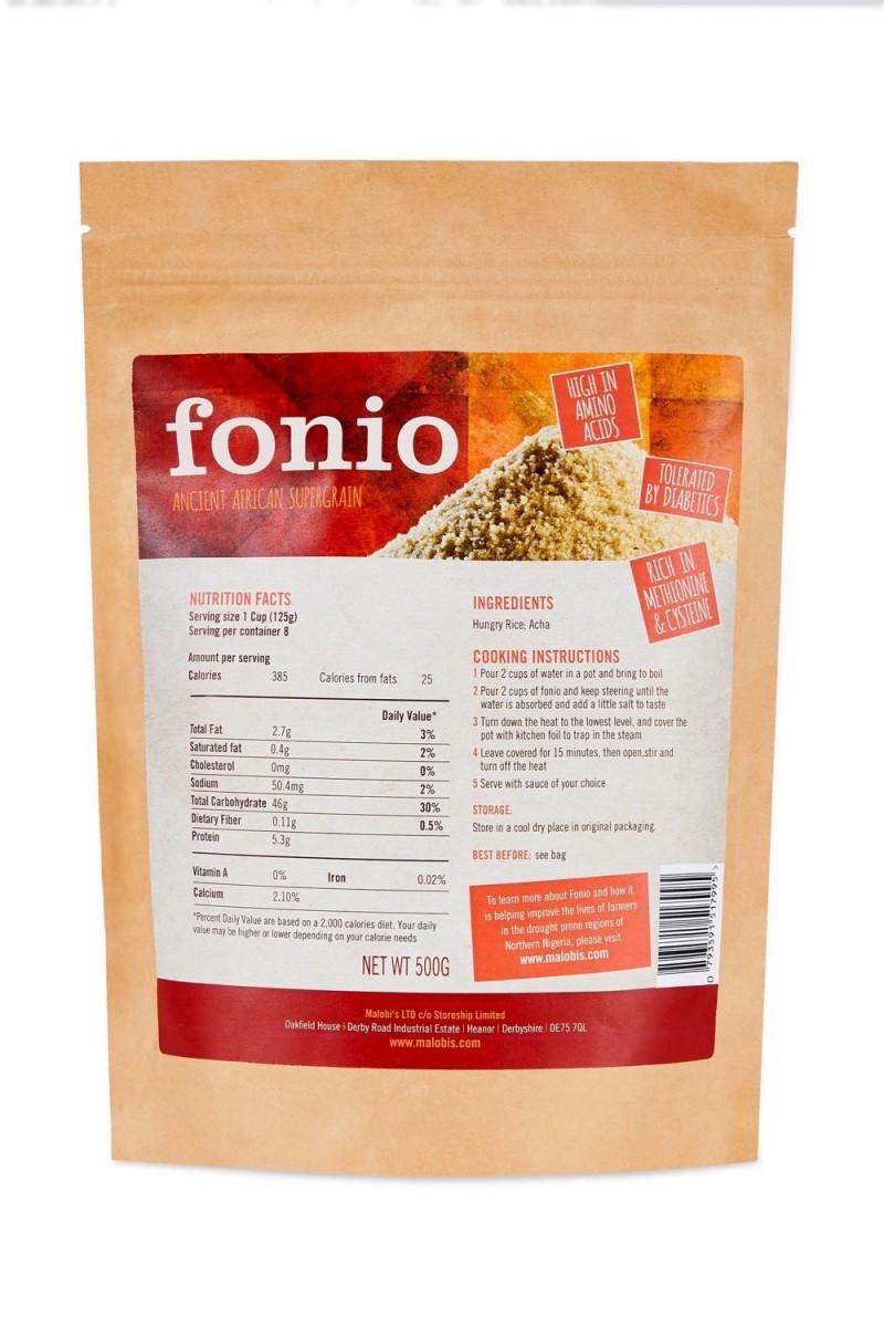 Fonio Grain Buy